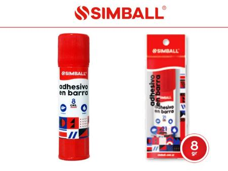 ADHESIVO BARRA SIMBALL 8GR (x bli.)