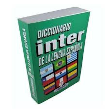 DICCIONARIO ESCOLAR INTER (x U.)