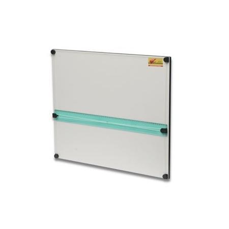 TABLERO DOZENT 2649 40X50 C/ PARALELA  (x U.)