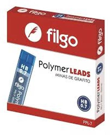 MINAS FILGO 0.7 HB/B/2B (x U.)