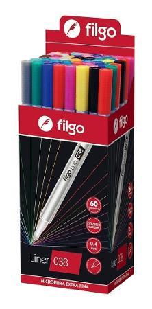 MICROFIBRA FILGO 038 LINER X60 (x U.)