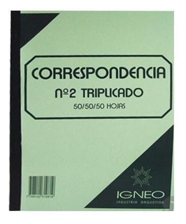 CORRESPONDENCIA IGNEO 2 50X50X50 HS (x U.)