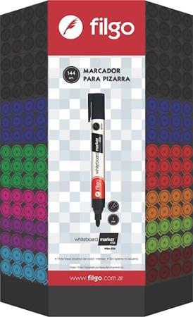 EXHIBIDOR FILGO MARCADOR PIZARRA 058 X144 (x U.)