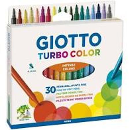 FIBRA GIOTTO TURBO COLOR X 30 (x U.)