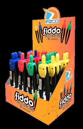 COMPAS EZCO FIDDO PLASTICO  (x U.)