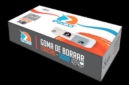 GOMA BORRAR EZCO GR-BL (x U.)