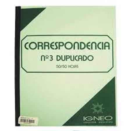 CORRESPONDENCIA IGNEO 3 50X50 HS (x U.)