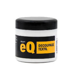DECOUPAGE TEXTIL EQ 200ML