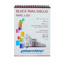 BLOCK DIBUJO RY A4 ESPIRAL 50H (x U.)
