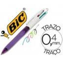 BOLIGRAFO BIC 4 COLOR (x U.)