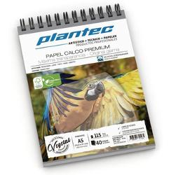 BLOCK PLANTEC CALCO A5 40H 115GR  (x U.)
