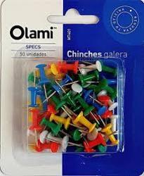 CHINCHE GALERA OLAMI X50 (x U.)