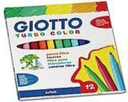 FIBRA GIOTTO TURBO COLOR X 10 (x U.)