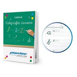 CUADERNO CALIGRAFIA PLANTEC 9943 ESCOLAR  A4 (x U.)