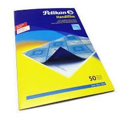 PAPEL CARBONICO PELIKAN HANDFILM X50 AZ (x caj.)