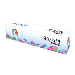 REGLA EZCO 15CM (x U.)