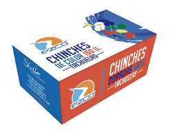 CHINCHE EZCO DORADA X 50 (x U.)