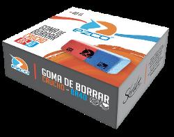 GOMA BORRAR EZCO AZ-RO (x U.)