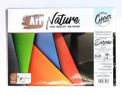 CARTULINA PLANTEC ART NATURE COLOR 25X35 200GR 20H -13822 (x U.)