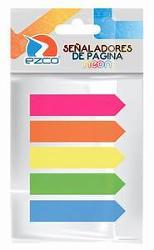 BANDERITA EZCO 12X45 FLUO (x U.)