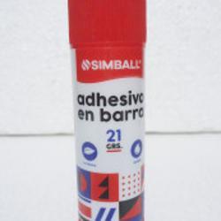 ADHESIVO BARRA SIMBALL 21GR (x bli.)