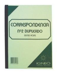 CORRESPONDENCIA IGNEO 2 50X50 HS (x U.)