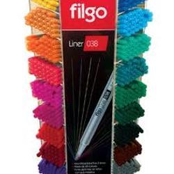 EXHIBIDOR FILGO MICROFIBRA 038 LINER X560 (x U.)